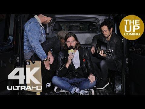 Sunset Sons - VROL (acoustic) live from Vauxhall Vivaro at Shepherd's Bush Empire