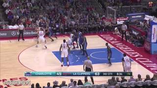 Jj redick - constant motion (off ball movement)
