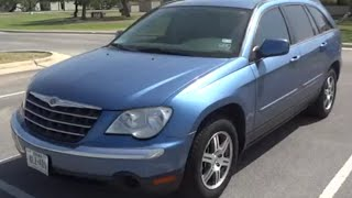2007 Chrysler Pacifica Review