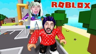 Roblox: NINA FRISST KAAN ON! FRISS OR STIRB IN EATING SIMULATOR!