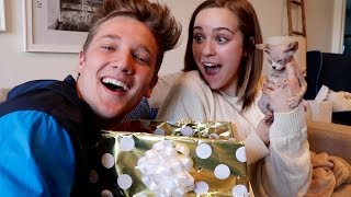 BOYFRIEND SURPRISES GIRLFRIEND WITH KITTEN!!