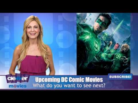 Future Of DC Comics Films: Green Lantern 2, The Flash, Justice League