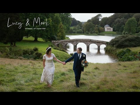 Lucy & Mark's Wedding at Stourhead