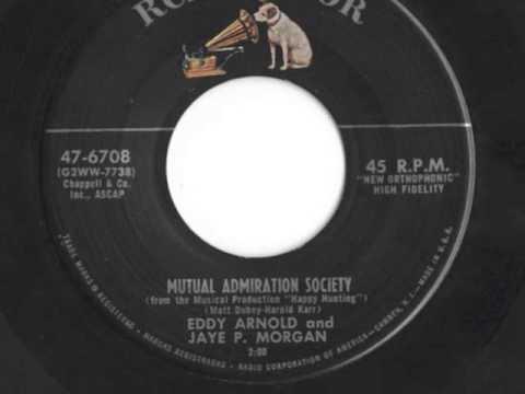"Eddy Arnold & Jaye P. Morgan - ""Mutual Admiration Society"""
