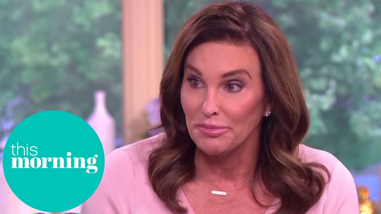 Caitlyn Jenner On Bruce Jenners Olympic Achievements This Morning