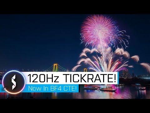 120Hz TICKRATE In Battlefield 4!