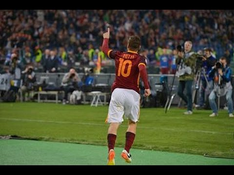 Roma vs Torino 3 2 Full Highlights  Serie A  2016 TOTTI LEYENDA VIVA
