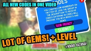 [CODE]⚔️Slaying Simulator ALL New Codes!⚔️ Insane Gem Codes! Roblox