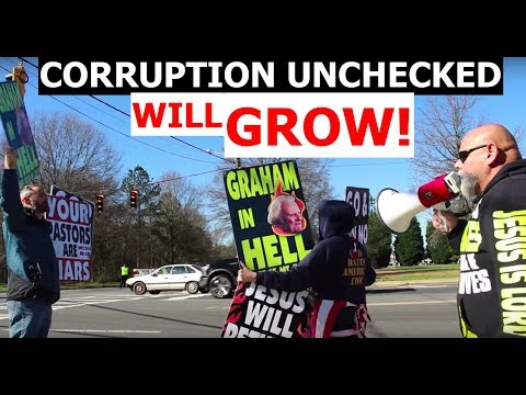 Corruption Unchecked Will Grow!
