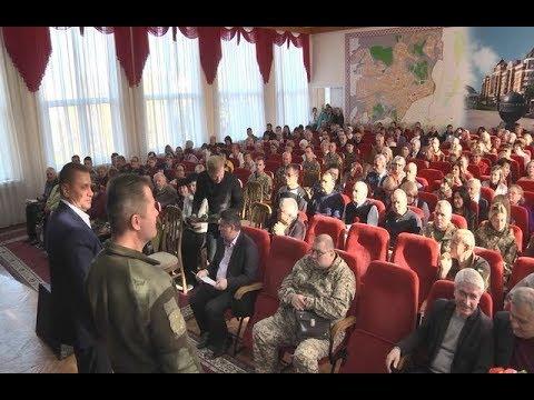 mistotvpoltava: Київський РВК – концерт до Дня захисника України