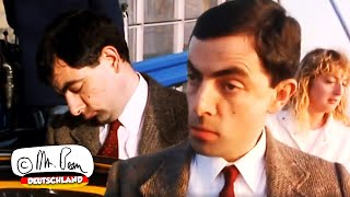 Mr. Bean fährt Achterbahn