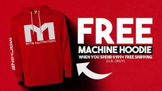 Save 20% and Get A Free Hoodie at TigerFitness.com