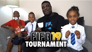 Tekkerz Kid AFTER SCHOOL Family FIFA 19 Tournament!!