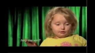 Honey Boo Boo - My Special Juice (Official Video)