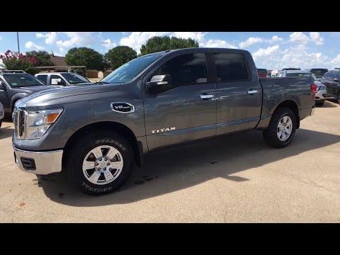 2017 Nissan Titan Wichita Falls TX 522965