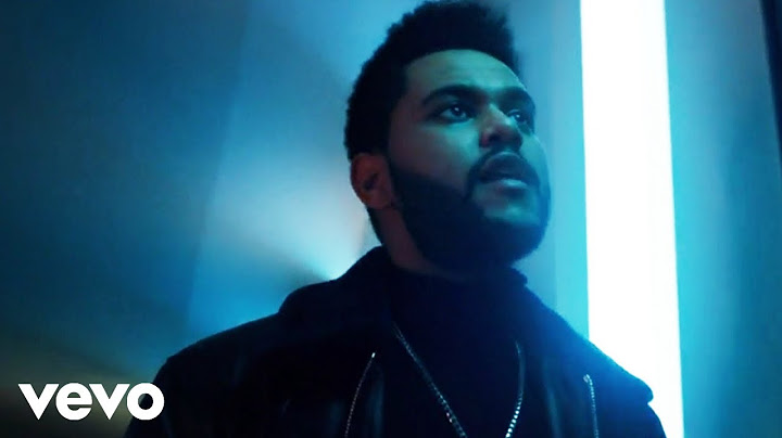 the weeknd  starboy ft daft punk official video