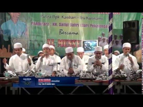 Al Munsyidin - Ya Rasulallah Versi Baru Live Gintung