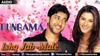Ishq Jab - Male (Hungama)