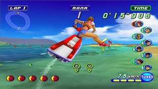 Wave Race: Blue Storm Game Sample - GameCube