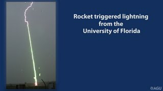 Rocket-Triggered Lightning