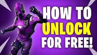 How to get DARK VERTEX Skin For FREE in Fortnite! New XBOX EXCLUSIVE SKIN on PS4 PC Mobile Free