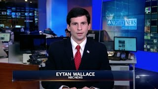 NBC News Special Report -- Election Night 2016 -- Eytan Wallace Reports (Audition Reel)