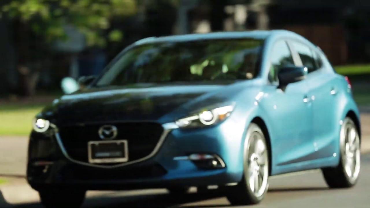 2018 Mazda3 5 Door Roger Beasley Mazda Youtube