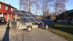 Power Trailer by Green Energy