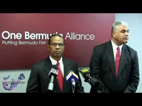 OBA Confirm Candidate Jon Brunson, Nov 1 2012