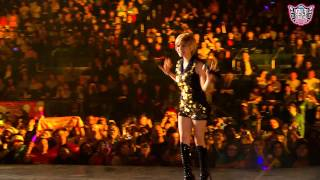 SNSD - Kissing You [SMTown] Live in Madison Square Garden MP3