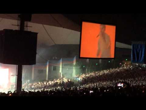 Drake lil Wayne Yg-who do you love live at the shoreline mt view ca