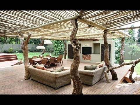 Outdoor Spaces Amazing Ideas For Outdoor Spaces That Invite Inhabitation  Youtube Inspiration Design