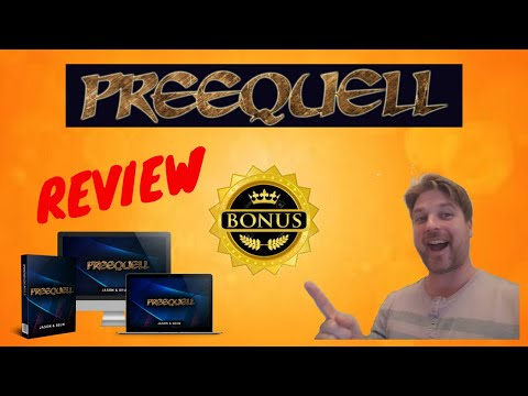 PreeQuell Review | WARNING! | Don't Buy PreeQuell Without My Bonuses! from YouTube · Duration:  22 minutes 33 seconds