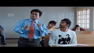 ರಾತ್ರಿ ಡಾಕ್ಟರ್ ಮಲ್ಯ ಎಣ್ಣೆ ಬಿಟ್ಟುಕೊಂಡೆ   Sadhu Kokila New Kannada Comedy Scenes   Ambara Movie
