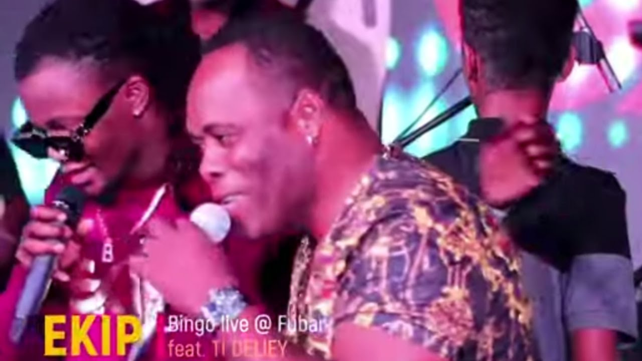 Ekip - Bingo live @ Fubar feat Ti Delly 09 10 2020 (full Version)