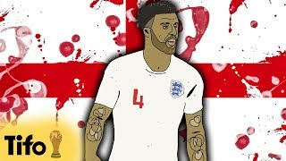 Fifa world cup 2018™: why is kyle walker playing centre back?