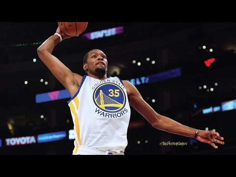 How Much Longer Will Kevin Durant Be the 2nd Best Player?
