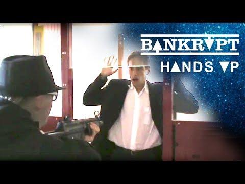 Hands Up (Official Video) BANKRUPT - Fribourg