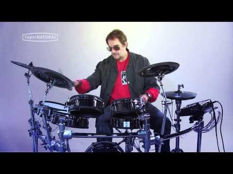 Roland TD-30KV Artist Impressions — Jim Keltner
