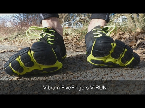 Vivobarefoot Nike Free Und Vibram FiveFingers Sneakers
