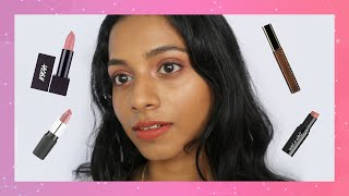 5 Affordable Nude Lipsticks Under ₹500 for Tan/Medium Skin + Mini Reviews #1