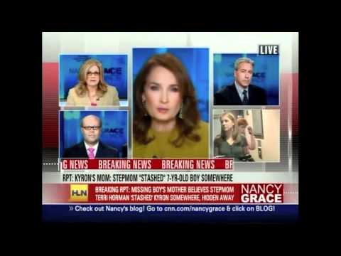 Kessler on Nancy Grace discussing missing Kyron Ho...