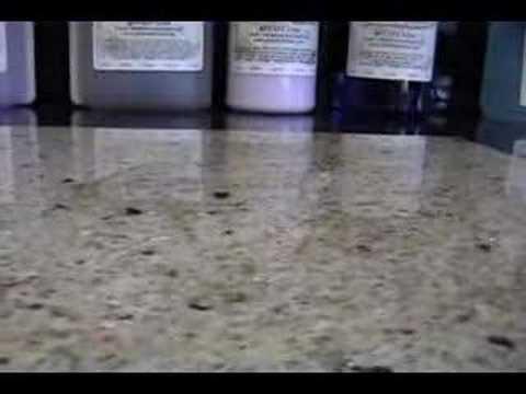 Granite Shield Unsealed Vs