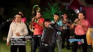 Banda San Angel - El Compa Tony (En Vivo 2015)