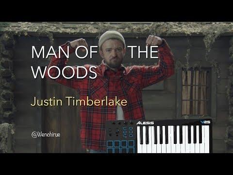Justin Timberlake - Man of the woods (Instrumental) Karaoke