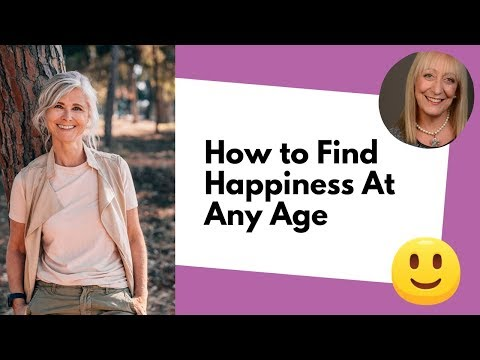 How to Deal with Stress and Find Happiness After 60 | Dr. Dale Atkins