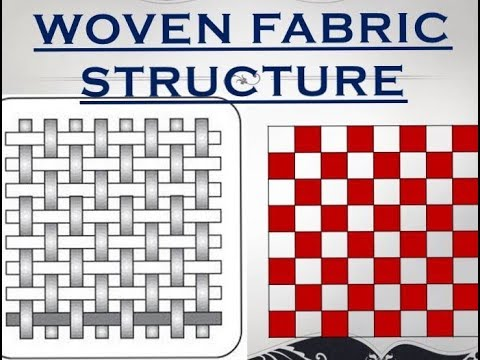 WOVEN FABRIC STRUCTURE Part 1