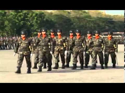วันกองทัพไทย 2556 Thai armed force day 2013 Part 1-3