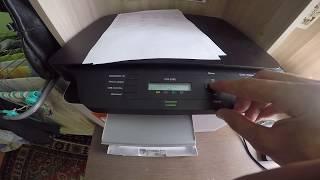 Скачать Сброс счетчиков на лазерном принтере Samsung CLX 3305