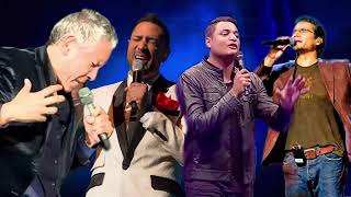 LA MEJOR MUSICA CRISTIANA 2019  JESÚS ADRIÁN ROMERO MARCO BARRIENTOS MARCOS YAROIDE MARCOS BRUNET